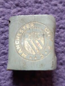 Coffer Keyring featuring Manchester City