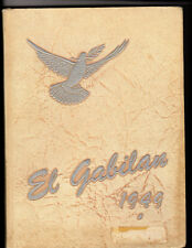 1949 Salinas High School Year Book, El Gabilan, Salinas, California