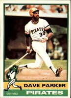 1976 O-Pee-Chee OPC #185 Dave Parker Pittsburgh Pirates (Baseball Card Released