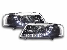 AUDI A3 (1995-2000) Chrome DRL DEVIL ANGEL EYES FEUX PHARES AVANT-Paire