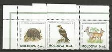 Cept / Europa/ Mitläufer  1995   Moldawien    **