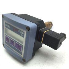 Burkert 8226 Fpm Pvdf Easy Con Digital Inductive Conductivity Sensor 4 20 Ma