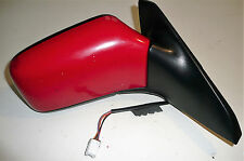 VOLVO V40 2001 2.0 Petrol - Drivers Side Wing Door Mirror Red - Right