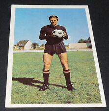 WABRA 1. FC NÜRNBERG FUSSBALL 1966 1967 FOOTBALL CARD BUNDESLIGA PANINI