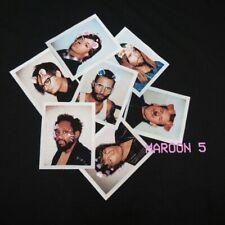 New Maroon 5 Adam Levine Concert Red Pill Blues Tour Tee T Shirt Sz Mens Xl