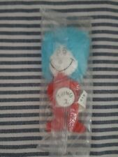 Thing Two Cat In The  Hat Dr.Seuss Official Movie Merchandise Plush Kellogg Co