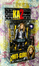 Kick-Ass 2 Movie Series 2 Unmasked Action Figure - Hit-Girl