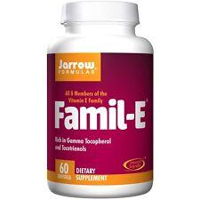 Famil-E (60 Softgels)-Jarrow Formulas