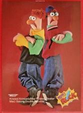 THE MUPPETS - Card #04 - MEEP - KRISSED KROSSED - 1993