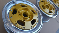 PLS 400G Felgen 6x14 et36 4x100 VW Golf GTI BMW e21 02 BBS Turbo Mahle RS OPEL