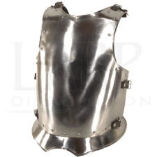 18GA Steel Medieval Armor Cuirass/Breastplate Gothic Chest Plate Costume BR64
