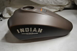 Indian Scout Bobber Gas Tank Fuel Tank OEM from 2019