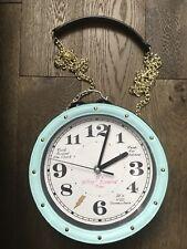 Super Rare Betsey Johnson Working Clock Bag Catwalk