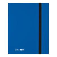 ULTRA PRO ECLIPSE BLUE PRO BINDER ALBUM 9 18 POCKET 360 CARDS MTG Yugioh Pokemon