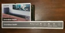 Samsung 3.1 Channel 310W Soundbar with Wireless Subwoofer HW-R60M/ZA - Unopened