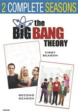 Big Bang Theory: Season 1 And Season 2 [New DVD] Shrink Wrapped, 2 Pack, Brick