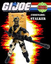 GI JOE Stalker Talking Battle Commanders 1991 A Real American Hero Figure NC