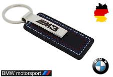 ★ BMW Motorsport Leder Schlüsselanhänger M3 M5 M6 M-Power Audi VW Opel ★