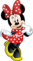 Iron On Transfer - Minnie Mouse