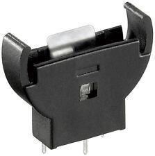 Knopfzellen-Halter Vertical (Parado) hasta Máx. 20 mm Diámetro