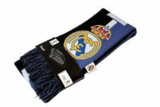Real Madrid C.F Authentic Official Licensed Product Soccer Scarf - 02-1