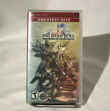 Final Fantasy Tactics War Of The Lions Sony PSP In Case 1 of 2