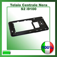 cornice middle frame Samsung i9100 Nero corpo centrale cover telaio Galaxy S2