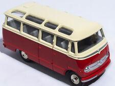 1/43 ATLAS DINKY TOYS 541 PETIT AUTOCAR MERCEDES-BENZ BUS CAR MODEL COLLECTION