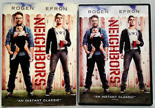Neighbors (DVD, 2014) Widescreen, Seth Rogen, Zac Efron, Rose Byrne, Dave Franco