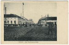 Germany, Nisch, Zar Ferdinandstrasse, Street Scene, Old Postcard