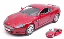 Aston Martin Db9 2007 Magma Red 1:24 Model MOTORMAX