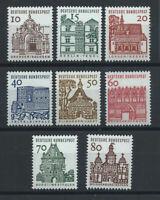 Allemagne - RFA N°322/28** (MNH) 1964/65 - Édifices historiques