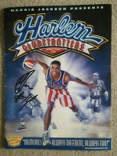 More details for basketball-1999 world tour programme - harlem globetrotters with autographs x10