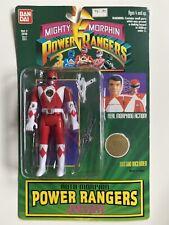 1994 Bandai Power Rangers - Auto Morph - Jason