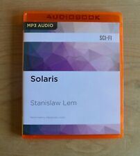 Solaris: Stanislaw Len - Unabridged Audio Book MP3CD