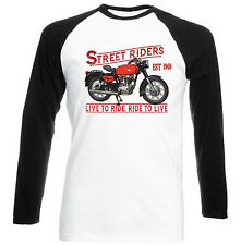 DUCATI 450 MARK 3 1969 - NEW COTTON TSHIRT - ALL SIZES IN STOCK