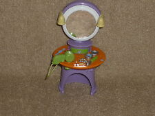 Fisher Price Loving Family Dollhouse New Additions Vanity Mirror Blow Dryer Rare