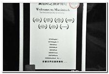 賈伯斯之蘋果傳奇 Welcome to Macintosh DVD Original The Documentary of Apple 英语原音 中文字幕