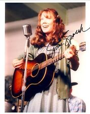 SISSY SPACEK AUTOGRAPHED SIGNED 8X10 PHOTO COAL MINER'S DAUGHTER 2