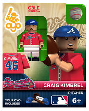 Craig Kimbrel oyo Atlanta Braves Major League Baseball G3