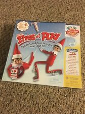 Scout Elves At Play - Book And Tricks Props For Elf On The Shelf - New In Box