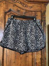Cynthia Rowley  Animal Print Shorts Size 8