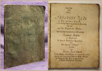 Quandt Feyerliche und heilige Friedens Rede im Jahr 1746 Ostpreußen Kurland sf