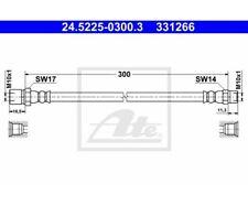 ATE Bremsschlauch Voderachse  24.5225-0300  ATE 24.5225-0300.3