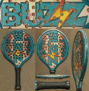 (1) Viking Athletics Buzz Paddle Tennis Racquet