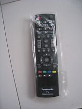 New Panasonic TV Remote TZZ00000008A f TC-L32C5 TC-32LC54 TC-L42U5 TC-L3252C TV