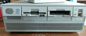IBM Personal System/2 8550 PS/2 Model 50Z Computer, Works, Tape Drive