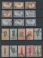 Timbres Congo Belge