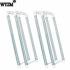 4-Pack T8 LED Light Tube U-BEND 20W 5500K (Crystal White Glow) CE and UTL-Listed