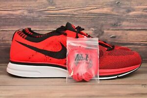 Nike Flyknit Trainer University Red Mens Training Shoes AH8396 601